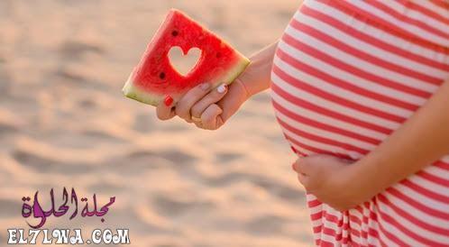 ما هي فوائد البطيخ للحامل وما هي معدلات الاستهلاك الآمنة منه خلال فترة الحمل تهتم كل سيدة بنوعية الغذاء وبالكميات المتناو Watermelon Benefits Watermelon Fruit