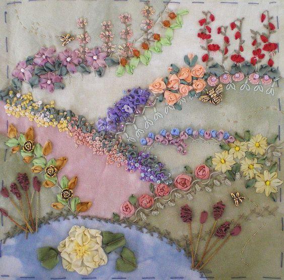 crazy quilt garden: