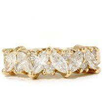 Womens 1.65ct Diamond Wedding Anniversary%