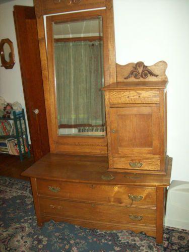 Antique Chevelle Dresser Hat Box Ebay Millinery