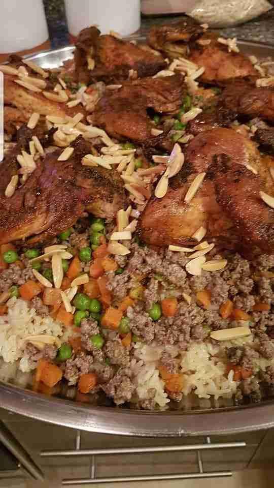 رز بالبازيلا والجزر زاكي Recipe Syrian Food Food Lover Food