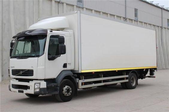 Volvo FL280 Euro5 Manuell Klima LBW, LKW Koffer in Deggendorf, gebraucht kaufen…
