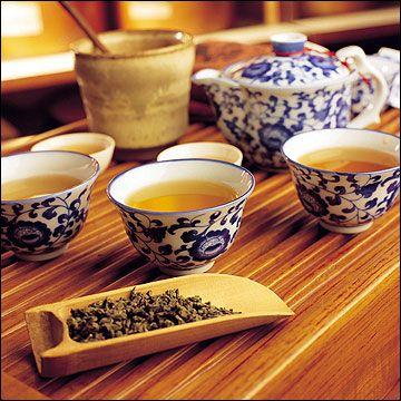 Chinesische Kultur - Tee