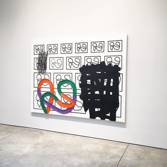 #JonathanLasker at @cheimread  by exhibitiona