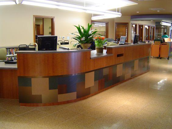 mcpherson public library design central - Library Circulation Desk Design