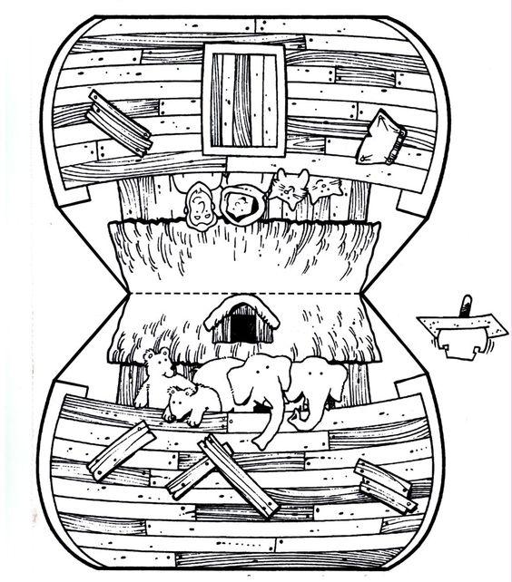 Si quieres aprender, ENSEÑA.: Arca de Noé
