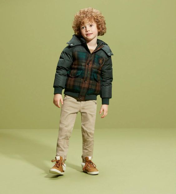 #Gucci is mixing classic styles with playful designs for the #kids #collection #kidsfashion #childrenswear