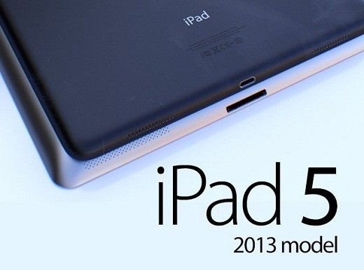 Apple iPad 5 Rumors: Photos Reveal New Exterior Features As Release Date  Nears