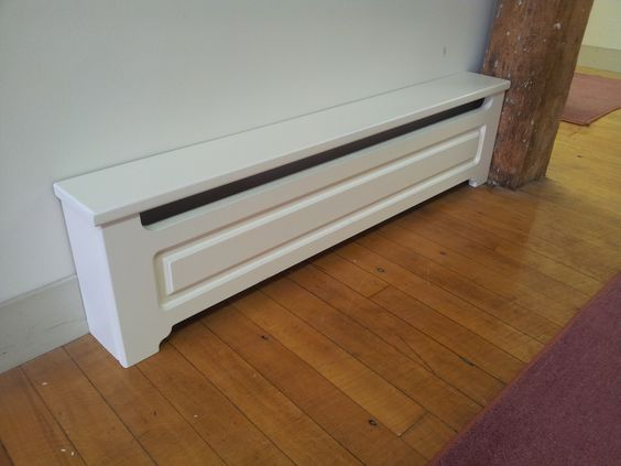 Jays custom baseboard covers and for cast iron radiators for Paint baseboard heater