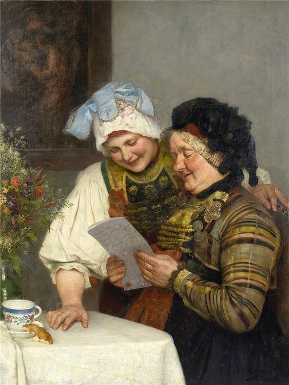 Oskar Graef (1861-1912)   —      Interesting Letter    (841x1118)
