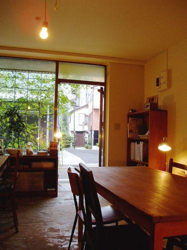 西麻布の喫茶店『R』に行ってきました。 : 青蓮亭日記