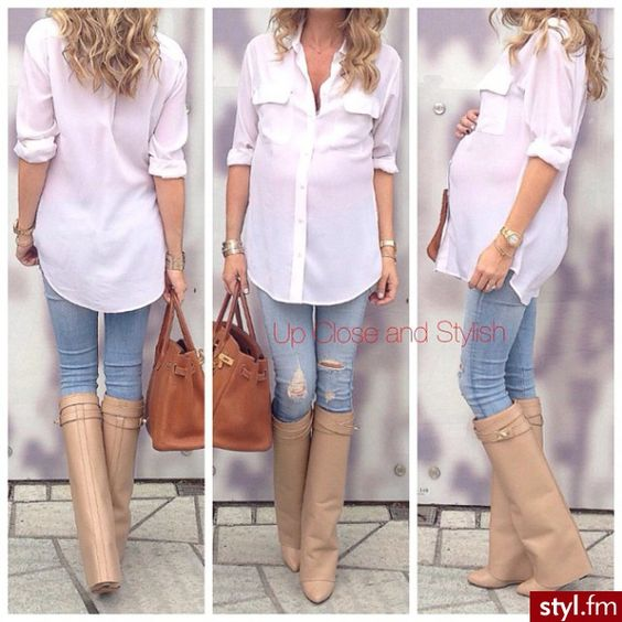 I dnt care too much for the style of these Boots but otherwise with regular boots I'd definitely wear this outfit!