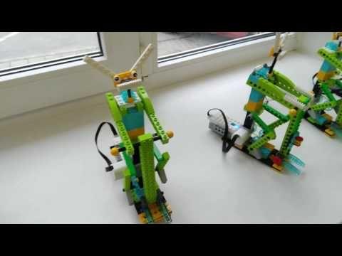 Zuikiai Sportininkai Lego Wedo 2 0 Išmanioji Mokykla Youtube Lego Wedo Lego Education Lego Robot