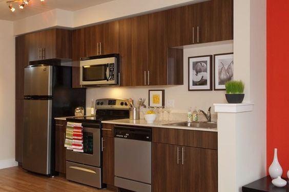 Interiors decor and projects on pinterest - Sleek kitchen world ...