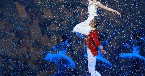 Espetáculo do Bolshoi abre 33º Festival de Dança de Joinville