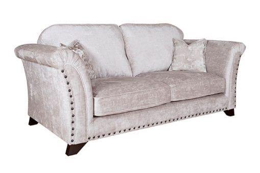 Fabric 3 Seater Sofa Vesper Seater Sofa 3 Seater Sofa Sofa Outlet