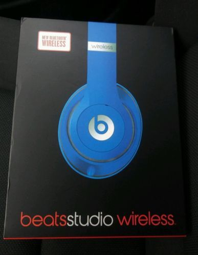 Beats by Dr. Dre Studio Wireless 2.0 Headband Headphone Blue https://t.co/DBnWiTO5ce https://t.co/yGJB3X9ZmK http://twitter.com/Foemvu_Maoxke/status/774338458789830656