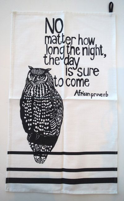 No matter ho long the nigh, the day is sure to come. #AfricanProverb #Hagereseb #Africa: