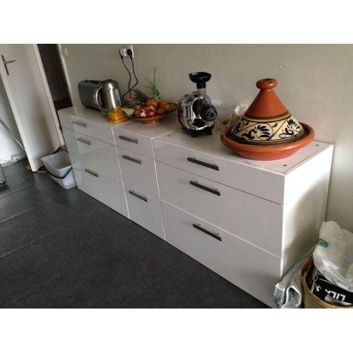 meuble bas de cuisine avec grand tiroir