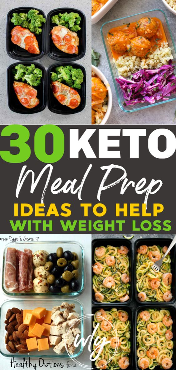 30 Keto Recipes to Meal Prep