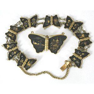 Vintage Japanese Jewelry 73