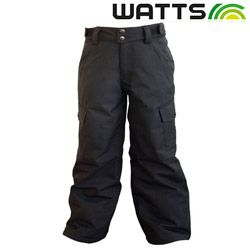 Pantaloni impermeabili Watts Khan Ski pentru copii baieti si fete