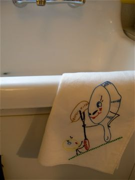 Sweet Vintage Towel | Flickr - Photo Sharing!