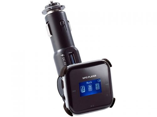 3 In 1 Mp3 Transmitter Mp3 Player Radio Auvisio Gymo Mp3 Player Transmitter Radio