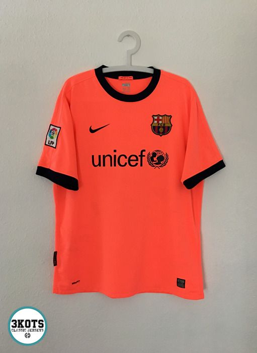 15+ Fc Barcelona Jersey 2009