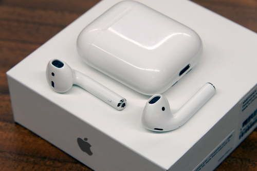 APPLE Airpods Ecouteurs bluetooth Embout auriculaire