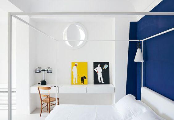 Capri, villa in stile minimalista tra design e tradizione locale - Elle Decor Italia