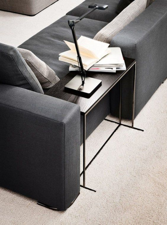 25 Modern Sofa Side Table Ideas You Can Use In Your Room