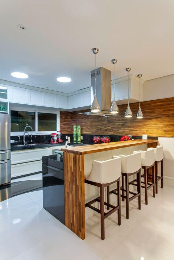 Bancos De Cocina Bancos Cuencas Bancos Con Respaldo Bancos Futuristas Bancos Para Barra Bancos De Coci Home Kitchens Kitchen Interior Contemporary Kitchen