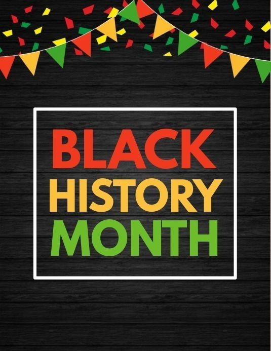 Pin By Mary Samuels On Black History Month In 2021 Black History Month Posters Black History Month Black History