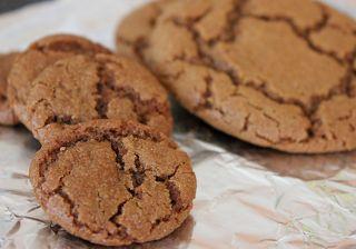 Blackstrap Molasses Cookies
