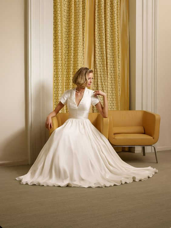 The Steven Birnbaum Collection Barbara gown.