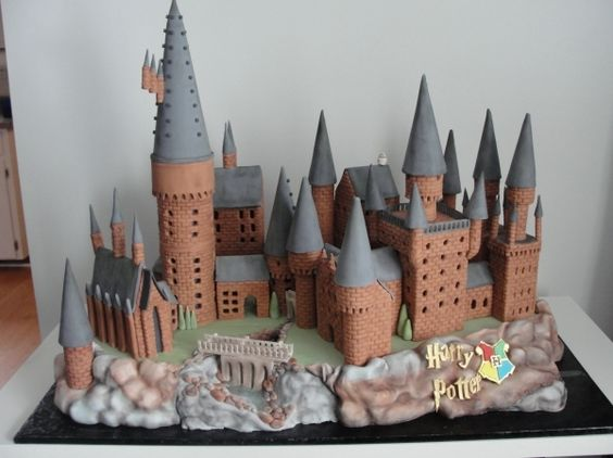 pics for gt harry potter cake ace of cakes