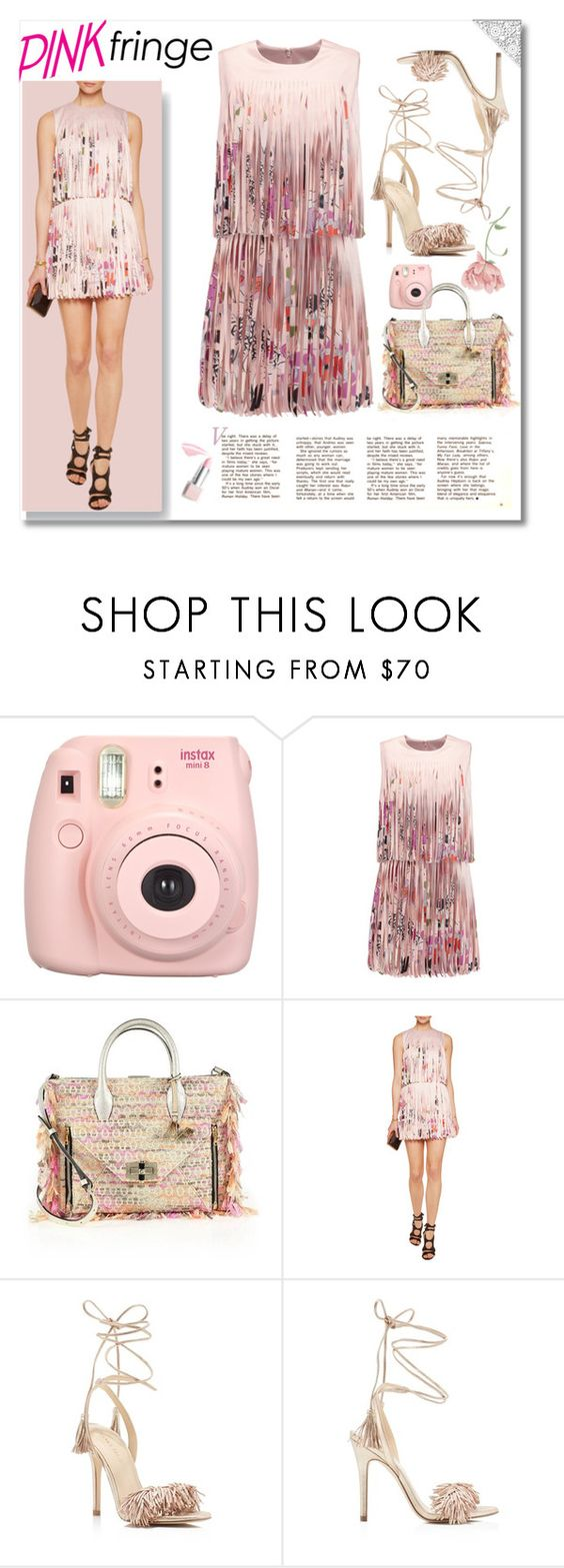 """""""Festival Trend: Fringe"""" by andrea2andare ❤ liked on Polyvore featuring Alexis, Diane Von Furstenberg, Ivanka Trump, Sephora Collection and fringe"""