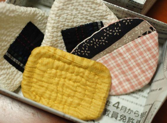onigiri coasters