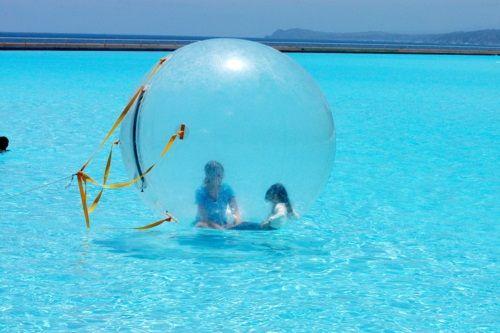 อลังการ! ชิลีอวดโฉมสระว่ายน้ำกลางแจ้งที่ใหญ่ที่สุดในโลก