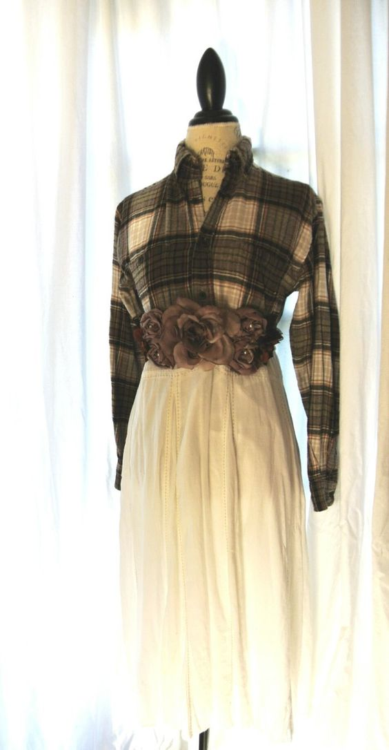 Woman Clothing Country Chic Clothing And Plaid On Pinterest
