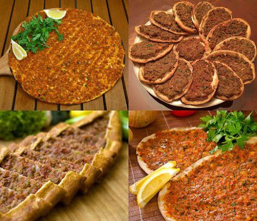 طريقة عمل خبز الصاج في البيت بطريقة سهلة مطبخ منال العالم Food Receipes Lebanese Recipes Food