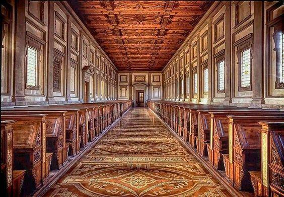 Biblioteca Medicea Laurenziana di Firenze
