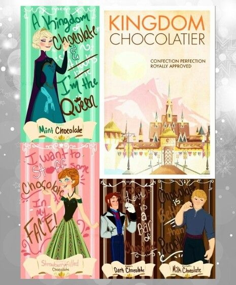 I've been told Arendelle is known for its chocolate!