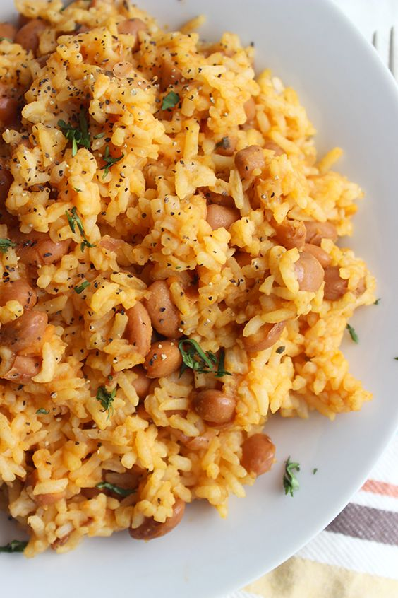 Rice bean recipes easy