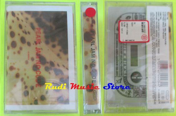 MC PEARL JAM No code SIGILLATA SEALED 5 1996 EPIC EPC 484448 4 (*) cd lp dvd vhs