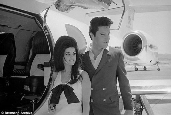 Joining in: Priscilla, who was married to Elvis from 1967-1973, helped with the design pro...