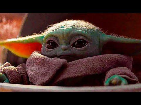 Baby Yoda So Cute Scenes Music Clip Youtube Mignon