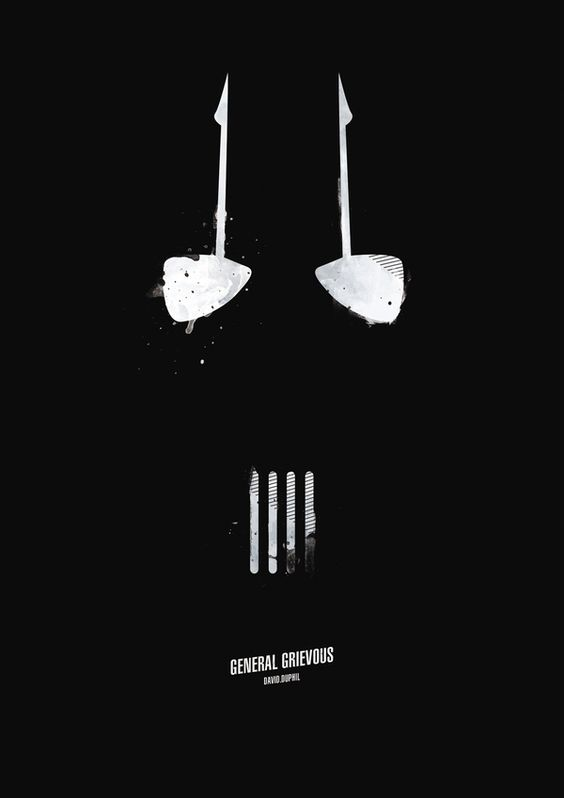 Minimalism-Star-Wars-General-Grievous