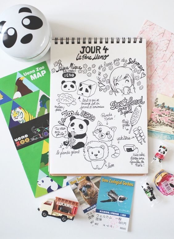 Day 4 : Ueno park   Le monde de Tokyobanhbao: Blog Mode gourmand